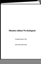Dawah swahili